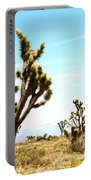 Joshua Tree Desert Portable Battery Charger