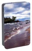 Lake Superior Shoreline Portable Battery Charger