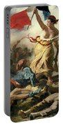 Liberty Leading The People Portable Battery Charger