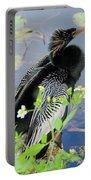 Male Anhinga Portable Battery Charger