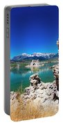 Mono Lake Tufa Portable Battery Charger