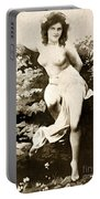 Nude Posing, C1900 Portable Battery Charger