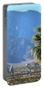 Palm Springs Welcome Portable Battery Charger