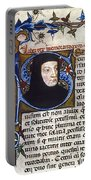 Petrarch (1304-1374) Portable Battery Charger