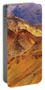 Rocks And Stones Mountains Ladakh Landscape Leh Jammu Kashmir India Portable Battery Charger