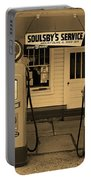 Route 66 - Soulsby Station Pumps Portable Battery Charger