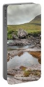 Russell Burn - Scotland Portable Battery Charger