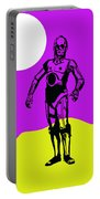 Star Wars C-3po Collection Portable Battery Charger