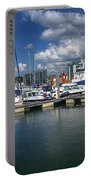 Sutton Harbour Plymouth Portable Battery Charger
