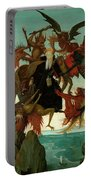 The Torment Of Saint Anthony Portable Battery Charger