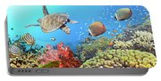 Underwater Panorama Portable Battery Charger
