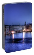 Venice By Night Portable Battery Charger
