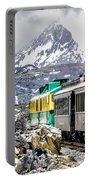 White Pass Mountains In British Columbia Portable Battery Charger