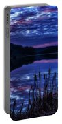 Winter Dawn Portable Battery Charger