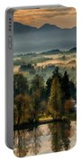 Country Landscapes Portable Battery Charger