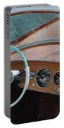 Classic Riva Portable Battery Charger