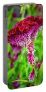 4390- Flower Portable Battery Charger
