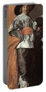 43meagr3 Frans Hals Portable Battery Charger