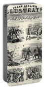 Great Railroad Strike, 1877 Portable Battery Charger