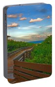 44- Ocean Reef Park Singer Island Portable Battery Charger