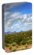 Sonora Desert Portable Battery Charger
