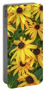 4400- Flowers Portable Battery Charger