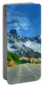 Oil Paintings Art Landscape Portable Battery Charger