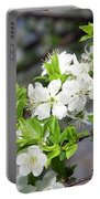 Tree Blossoms Portable Battery Charger