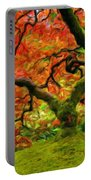 Art Of Landscape Portable Battery Charger