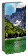 Nature Drawing Portable Battery Charger
