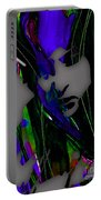 Bob Dylan Collection Portable Battery Charger