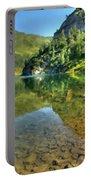 Art Landscapes Portable Battery Charger
