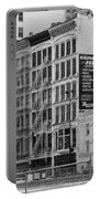 4th St Buildings  Portable Battery Charger