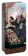 Adoration Of The Magi Portable Battery Charger
