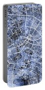 Berlin Germany City Map Portable Battery Charger