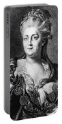 Catherine II (1729-1796) Portable Battery Charger