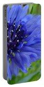 Centaurea Cyanus 2 Portable Battery Charger