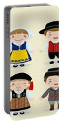 Children Of The Word Portable Battery Charger