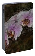 5 Dollar Orchid Portable Battery Charger