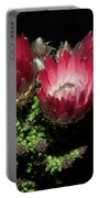 Exotic Flower Portable Battery Charger