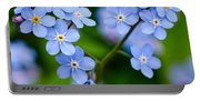 Forget Me Not Portable Battery Charger