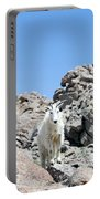 Hiking The Mount Massive Summit Portable Battery Charger