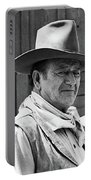 John Wayne Rio Lobo Old Tucson Arizona 1970 Portable Battery Charger