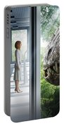 Jurassic World 2015  Portable Battery Charger