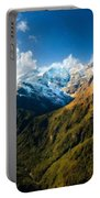 Landscape Acrylic Portable Battery Charger