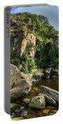 Landscape Art Prints Portable Battery Charger