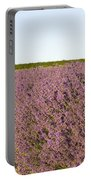 Lavender Fields Portable Battery Charger