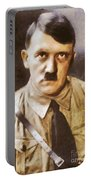 Leaders Of Wwii, Adolf Hitler Portable Battery Charger