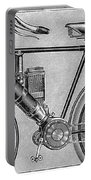 Motorcycle, 1895 Portable Battery Charger