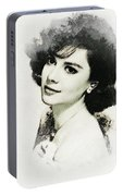 Natalie Wood, Actress Portable Battery Charger